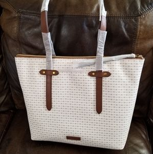 Fossil Leather Bag 'Felicity'